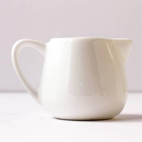 Jarra blanca 70 ml  Utensilios de cocina