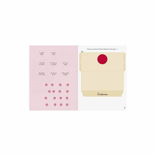 Aprendo a leer con Montessori Vol2 | Serie rosa Montessori  Cuadernos Montessori para niños
