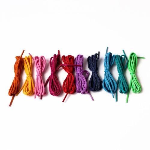 30 cordones ergonómicos para coser y enlazar  Destrezas y habilidades
