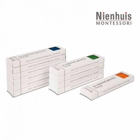 Lápices de colores NiENHUIS  Lenguaje
