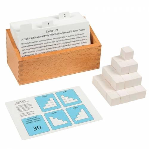 Cube Up!  Geometría y Álgebra