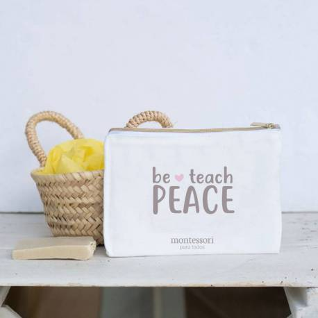 Neceser Be Peace  Para regalar
