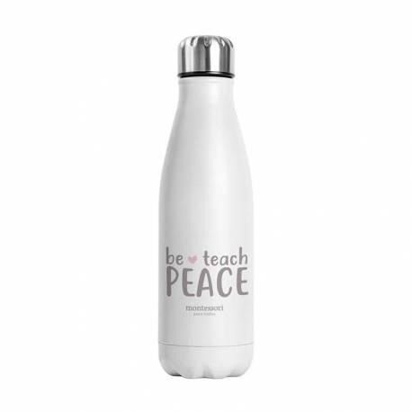Botella Be Peace  Para regalar