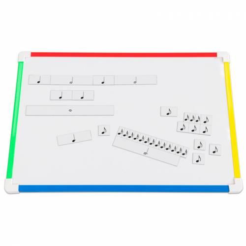 Figuras rítmicas magnéticas mini  Música