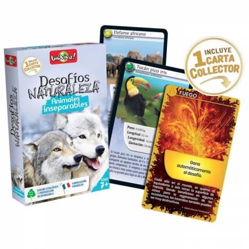 Bioviva - Cartas Animales Inseparables  Cartas Bioviva