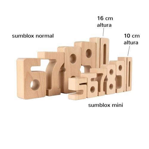 Sumblox Set Mini  Aprender a Contar