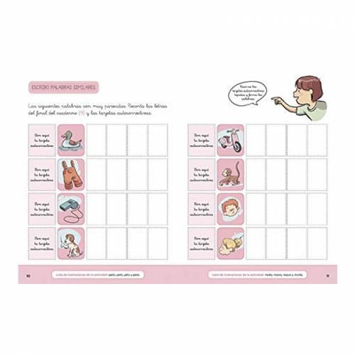 Aprendo y juego en casa con Montessori (5-6 años)  Cuadernos Montessori para niños