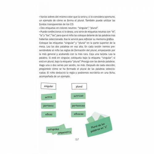 Libro lenguaje Vol2: Gramática y Expresión oral y escrita Montessori  Libros