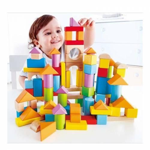 Wonderful Blocks - 101 piezas para construir  Construcciones