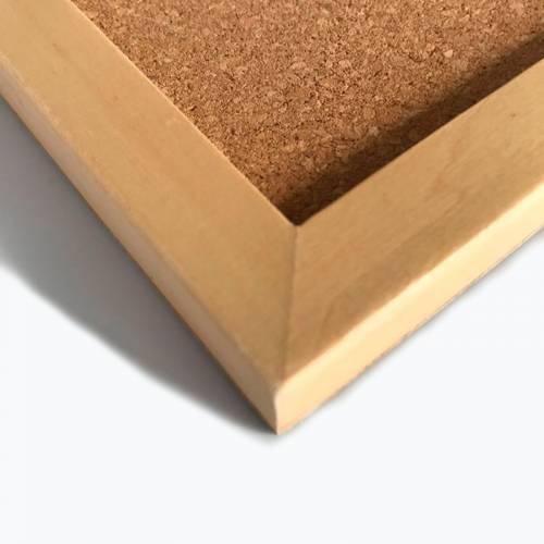 Pizarra de corcho para juego geométrico  Geometría y Álgebra