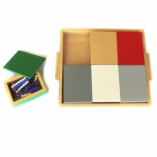 Elementary Negative Snake Game Montessori  Operaciones Básicas