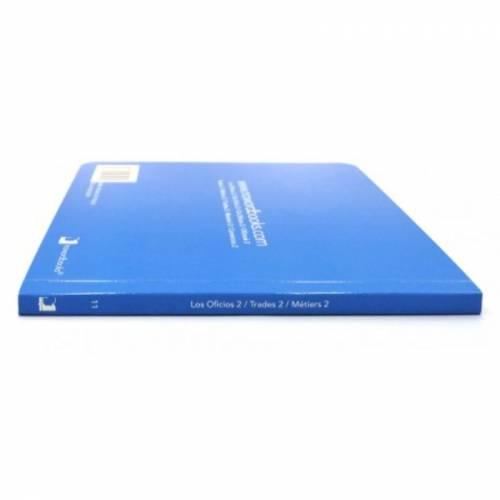 Cuento imágenes reales - Los oficios vol. 2  Libros con Imágenes Reales