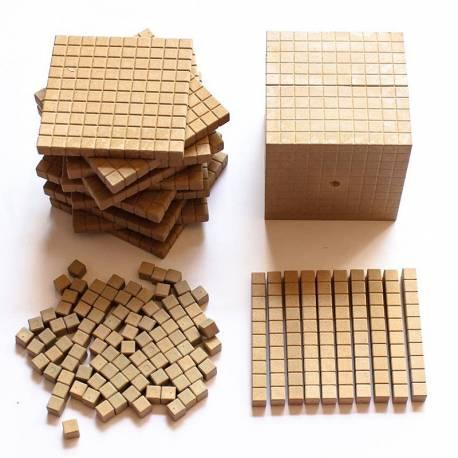Base 10 Sistema decimal Re-wood *  Base 10