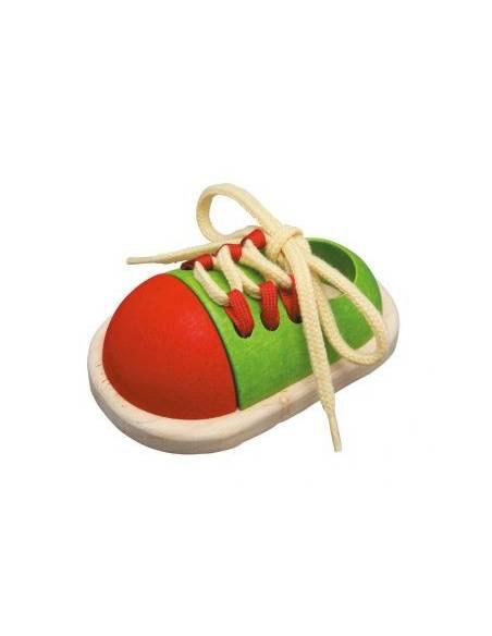 Ata el zapato  Destrezas y habilidades