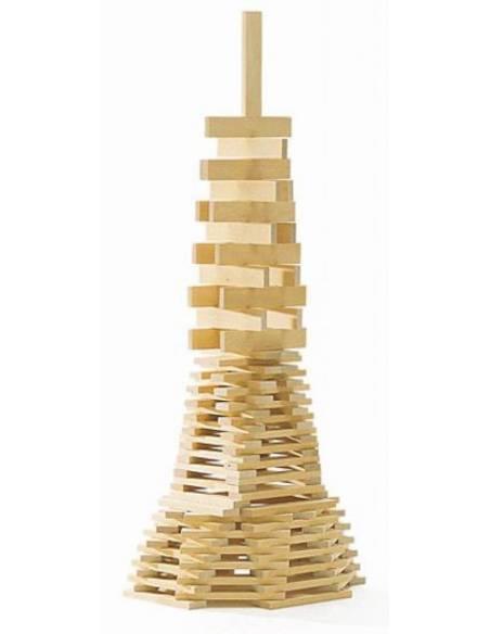 Kapla 200 piezas  Puzzles y construcciones
