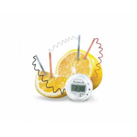 Lemón clock