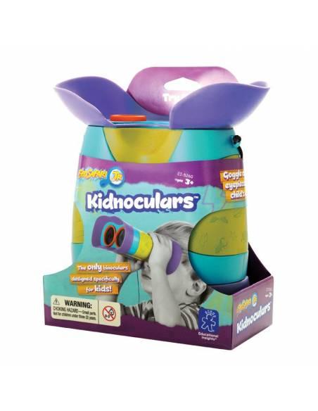 Prismaticos para niños  Aire libre y movimiento