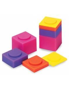 Pesas de plástico en caja (440 gr)