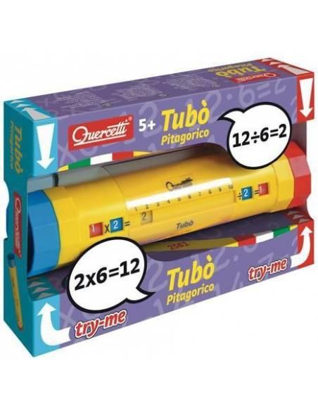 Tubo pitagórico  Multiplicar y Dividir