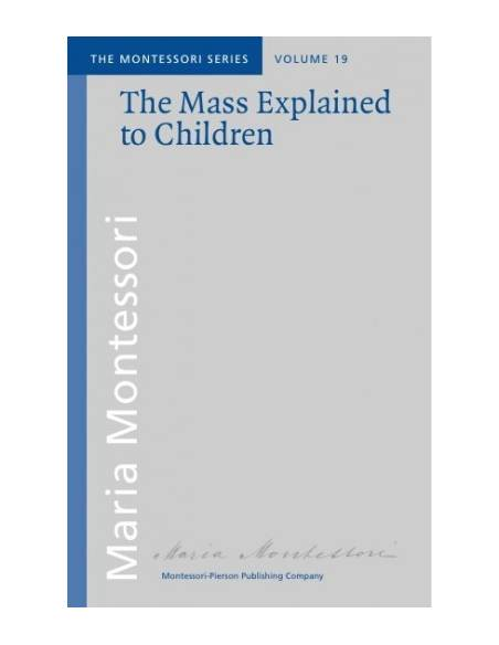 vol. 19 The Mass explained to Children
