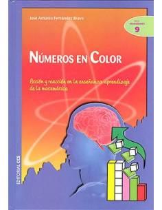 Números en color - cómo trabajar con regletas cuisinaire