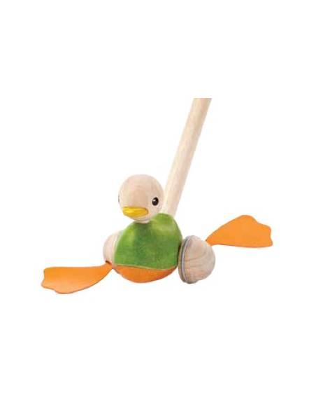 Andador pato Plantoys
