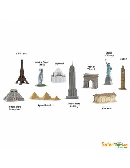 Monumentos del mundo  Toobs Conoce el mundo