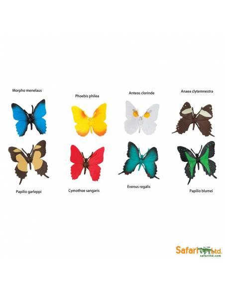 Mariposas  Miniaturas de Safari