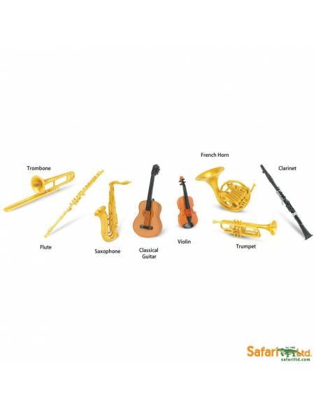 Instrumentos  Toobs Conoce el mundo