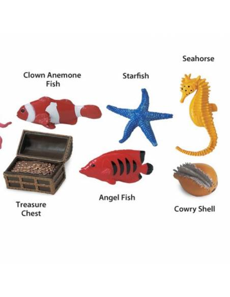 Arrecifes de coral  Toobs Animales