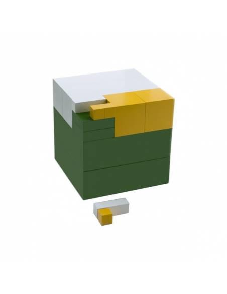 Poder de 3 cubos