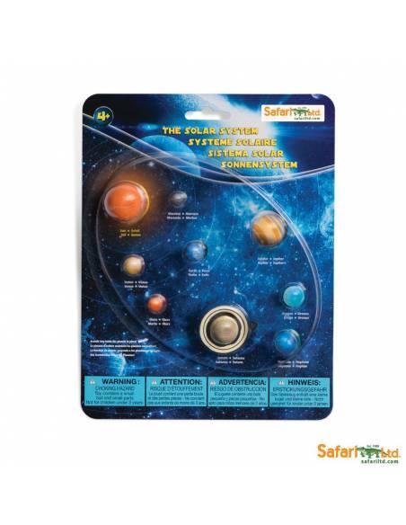 Sistema solar Safari  Toobs Conoce el mundo