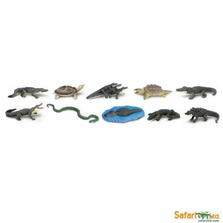 Reptiles y cocodrilos  Toobs Animales