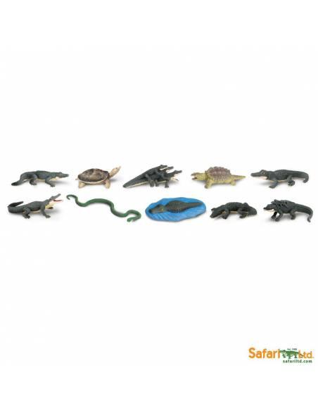 Reptiles y cocodrilos