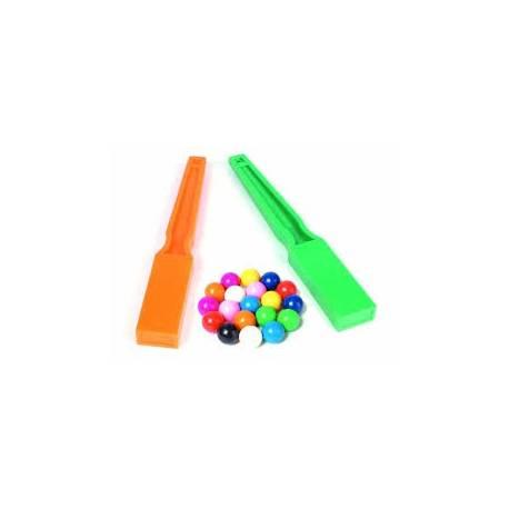 Pack palas y canicas magnéticas