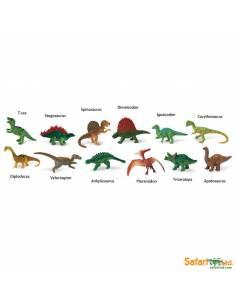 Dinosaurios era Mesozoica