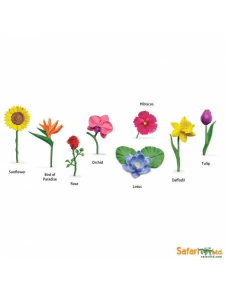 Flores  Miniaturas de Safari