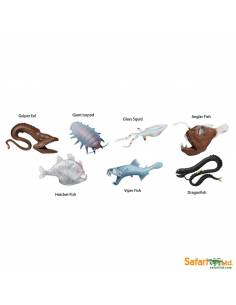 Criaturas del mar profundo