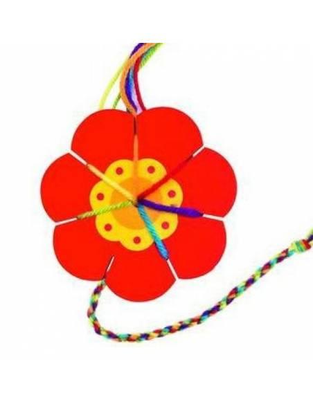 Flor para hacer pulseras  Pequeños detalles