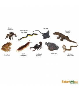 Criaturas venenosas