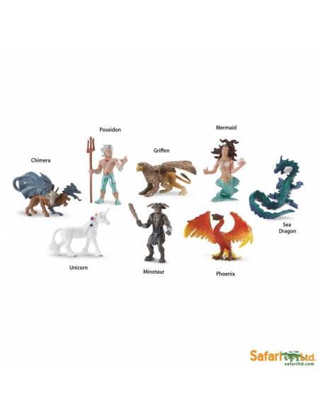 Mitología en miniaturas  Toobs Conoce el mundo