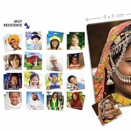 Maxi-Memory: Culturas
