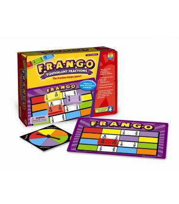 FRANGO - Fracciones equivalentes