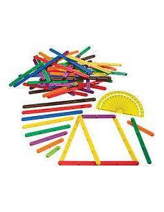 Sticks . Juego Geométrico