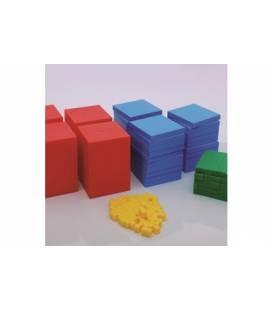 Pack Base 10 plástico