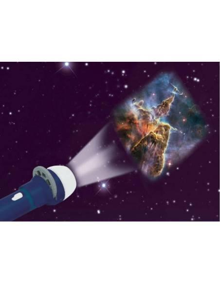 Linterna- Proyector Espacio  Sistema Solar