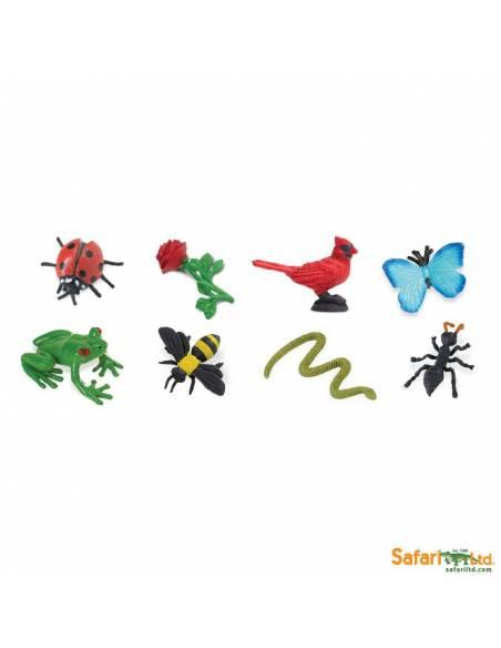 Minis Jardín  Miniaturas de Safari