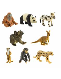 Minis animales Exóticos