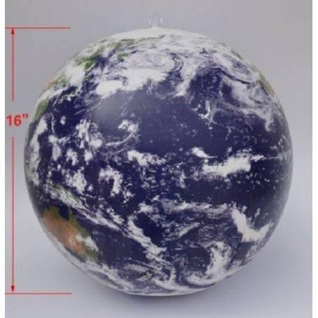 Globo terráqueo hinchable NUBES 40 cm  Sistema Solar