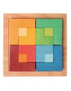 Puzzle GRANDE mil formas Grimm's